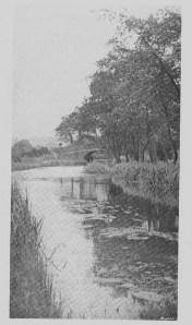 HARTSHAY BRIDGE, ON CANAL, NEAR RIPLEY, DERBYSHIRE c1910